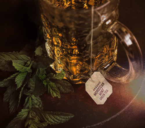 Moroccan Mint Tea | by lleon1126
