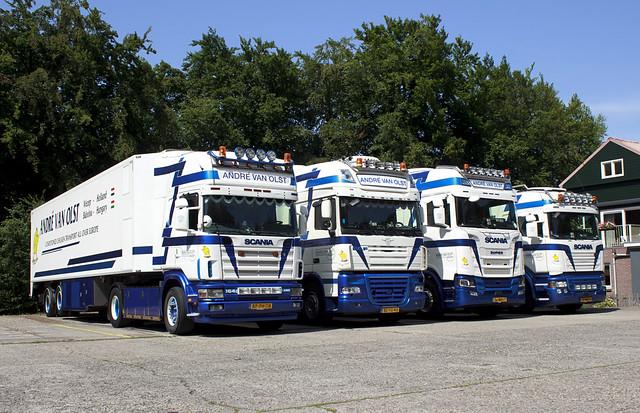 Scania 04 Topline, Streamline, NextGen