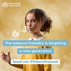 World No Tobacco Day 2020 social-posts