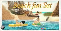 New Release : Beach Fun @ Secret Sale Sundays.