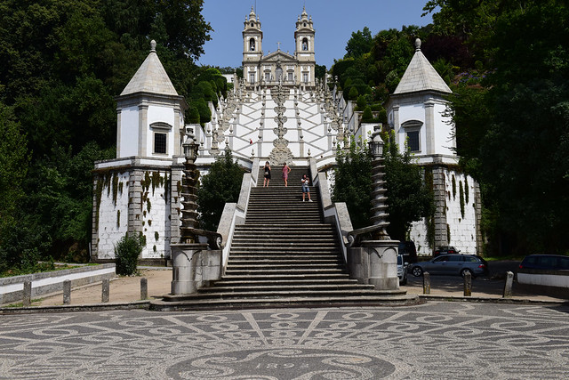 Bom Jesus do Monte,  Braga, Portugal 100