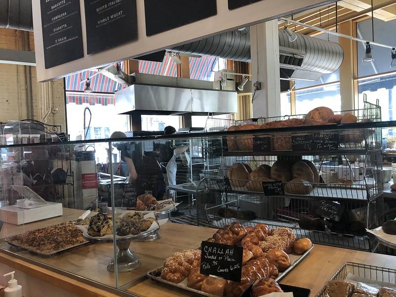 Omega artisan bakery