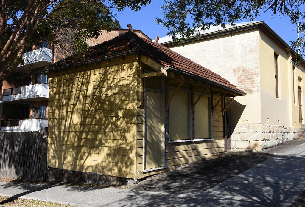 School of Arts, Carlton, Sydney, NSW.