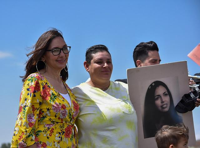 Women's Memorial Park Blessing