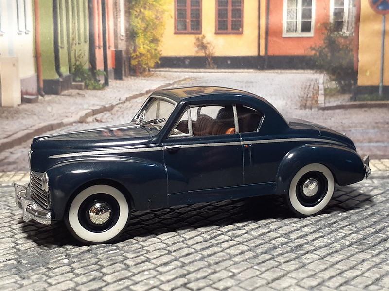 Peugeot 203 Coupé – 1954