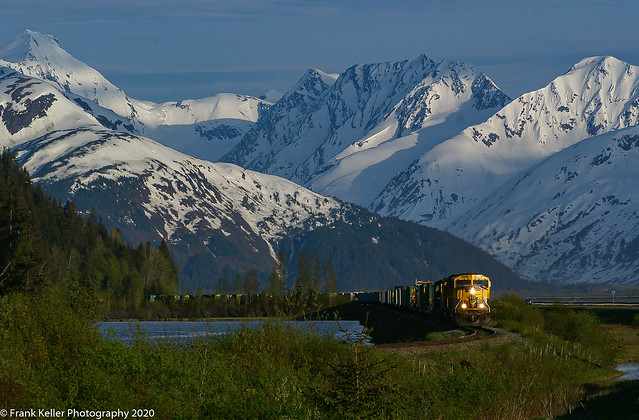 Big Country, Little Train