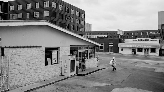 3 Women Walk Into A Gas Station