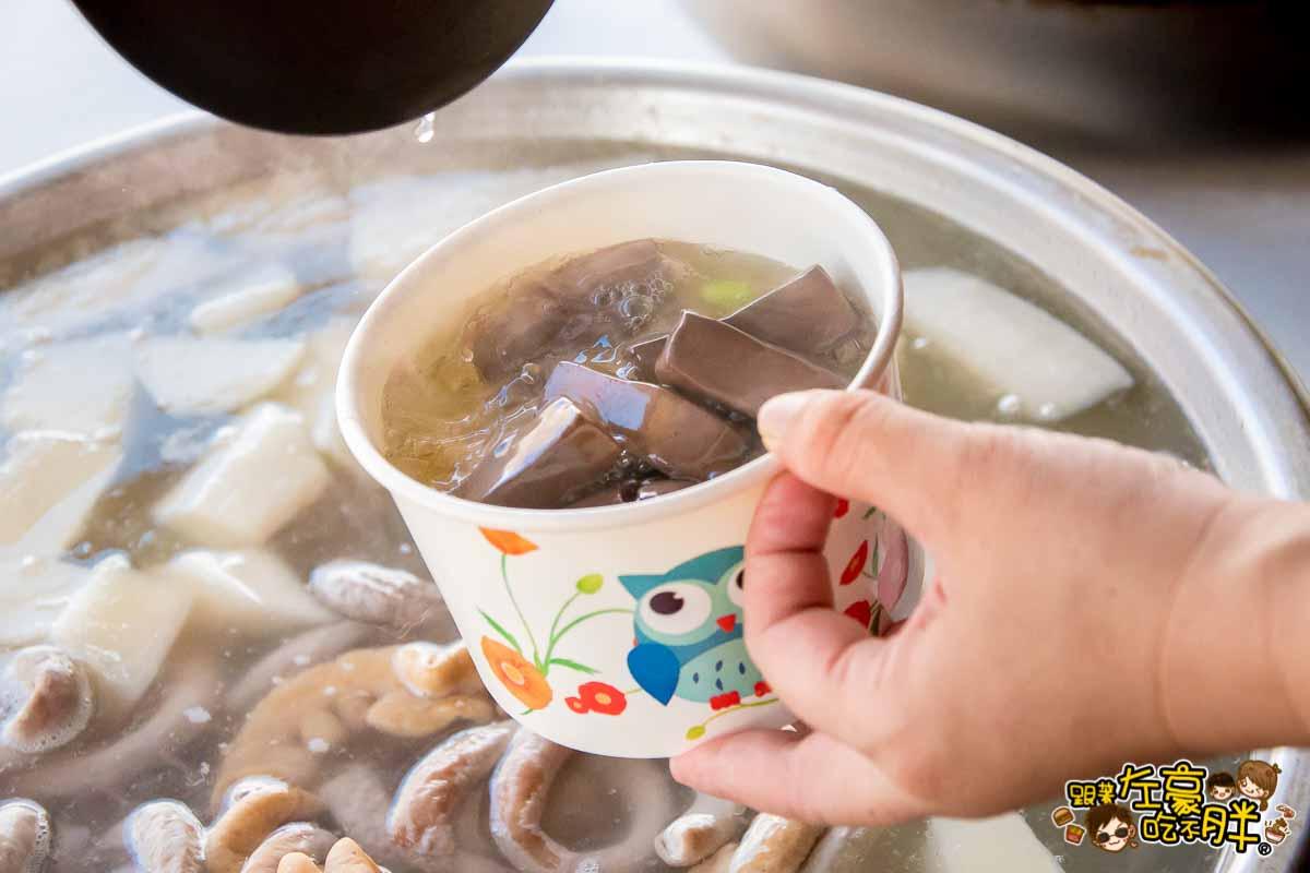 林蚵仔煎 藥膳百菇湯-17
