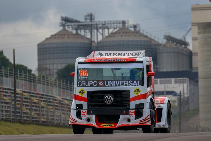 27/06/2020 - Sábado de classificação da Copa Truck em Cascavel - Fotos: Duda Bairros e Vanderley Soares