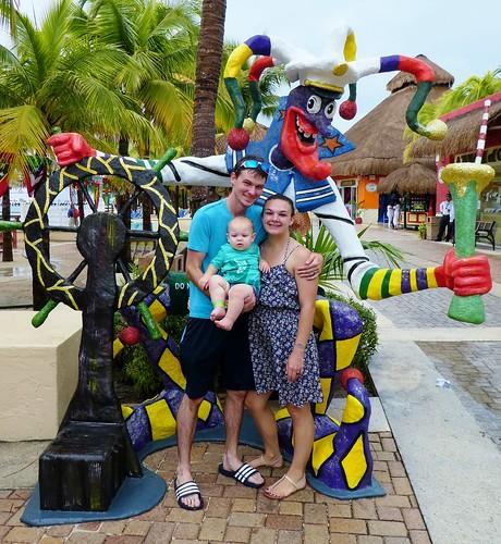 Cozumel - Puerta Maya