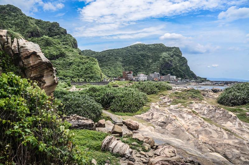 南子吝山(From 南雅奇岩)