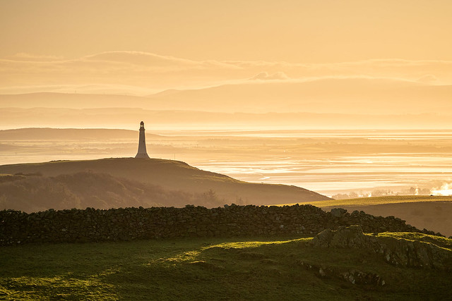 Hoad Hill and Morecambe Bay