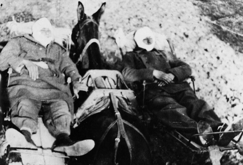 Ewakuacja rannych Dąbrowszczaków