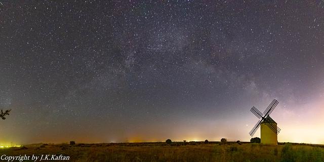 Milky Way Times, Tiempos de Vía Láctea