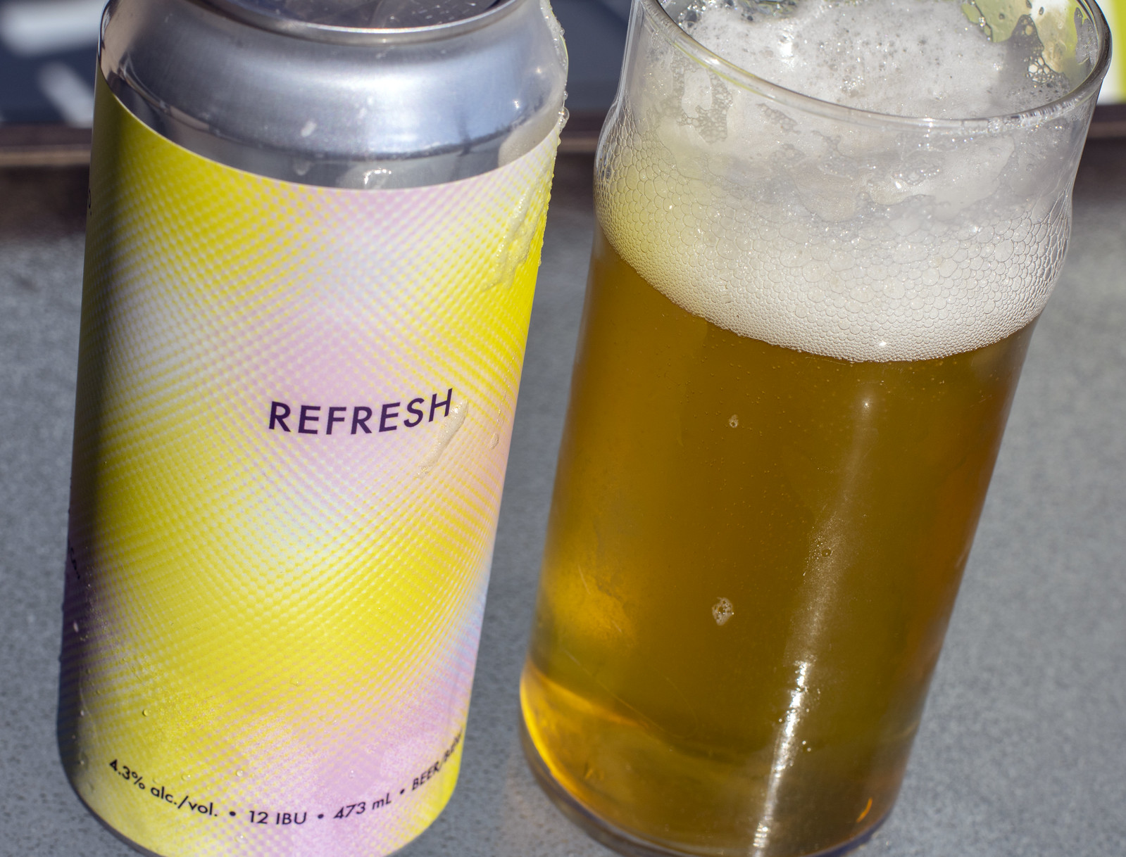 2 Crows Refresh lager