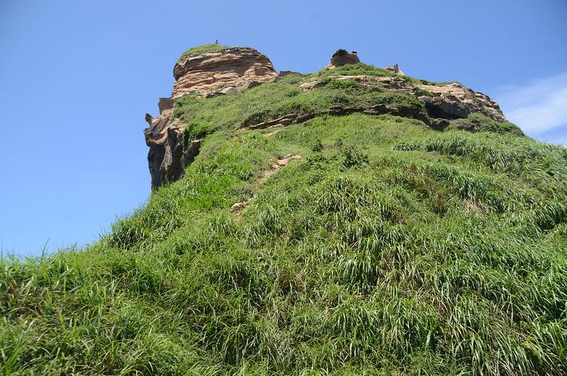 鼻頭角燈塔岩峰