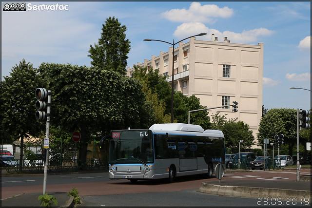 Heuliez Bus GX 337 GNV – RATP (Régie Autonome des Transports Parisiens) / Île de France Mobilités n°2795