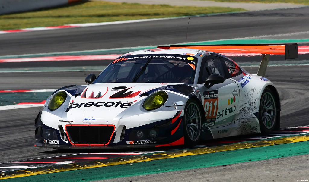 Porsche 911 GT3 R Daniel Allemann Ralf Bohn Robert Renauer Alfred Renauer  Herberth Motorsport