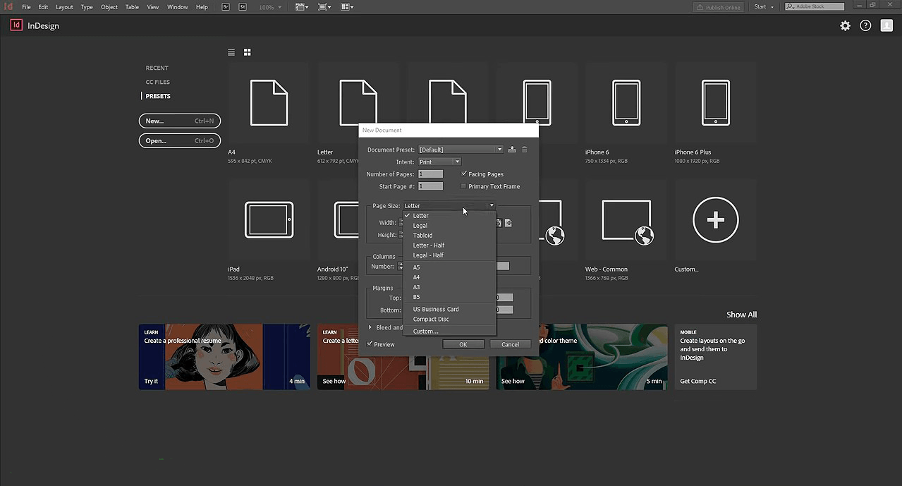 Working with Adobe InDesign 2020 v15.1.1.103 full license