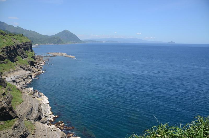 燈塔觀景台西眺海岸線 (1)