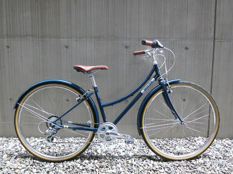 BREEZER Downtown EX ST BL Custom