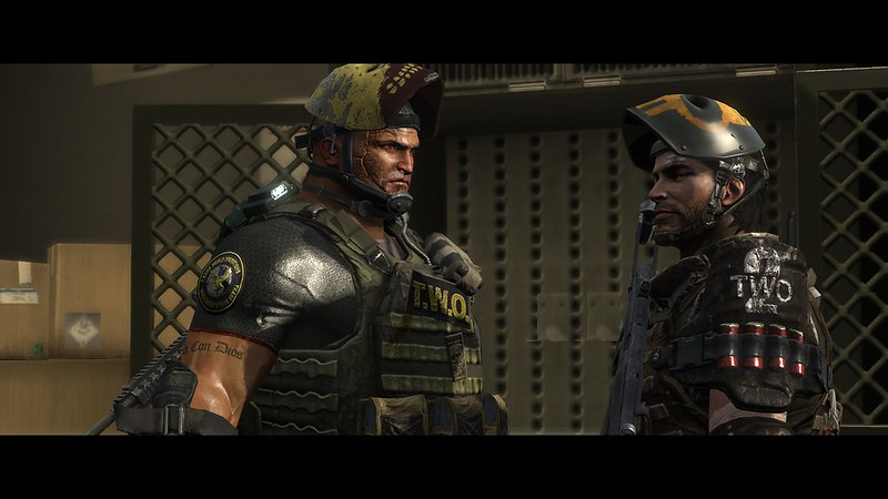 Army of Two: The Day 40th