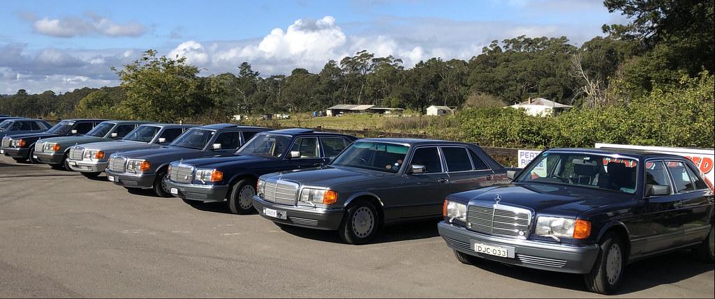 W126 Line Up