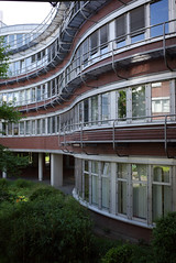 Campus Duisburg, May 2019