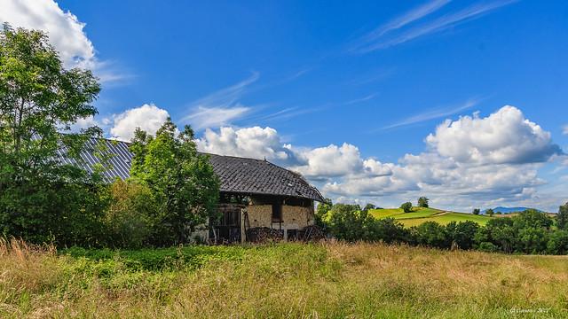 La Vieille Grange (Savoie 06/2020)