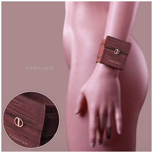 PROMAGIC Wrist Wallet-Subscriber's Gift