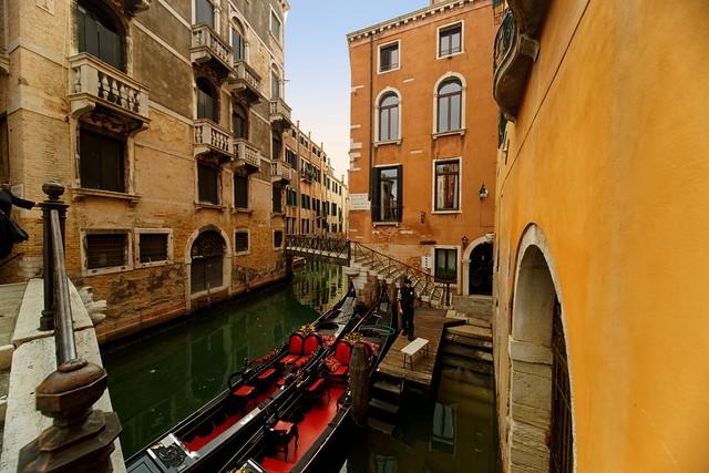 rio de san zulio, venezia