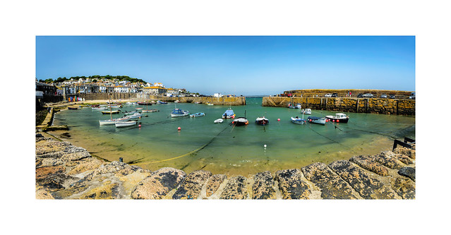 Mousehole Cornwall...