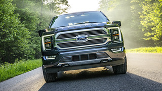 2021 Ford F-150 Limited Truck Press Photo - USA | Covers ...