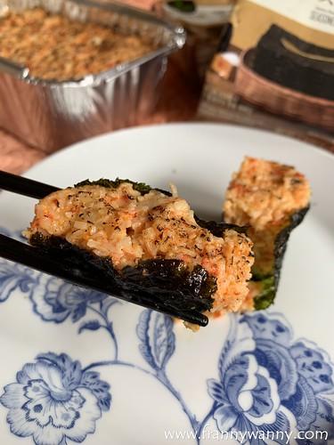sushi bake kani scallop 2