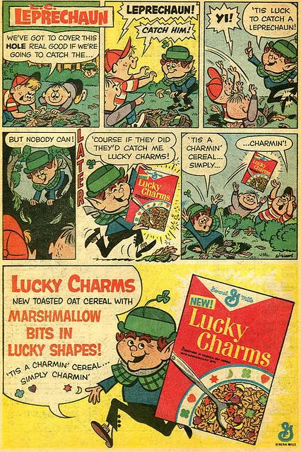 Lucky Charms / L.C. Leprechaun
