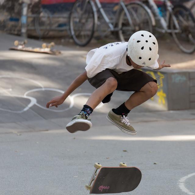Copenhagen Skater 01