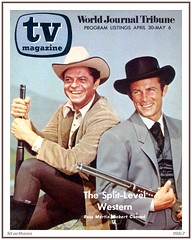 TV Magazine - Ross Martin, Robert Conrad  1967