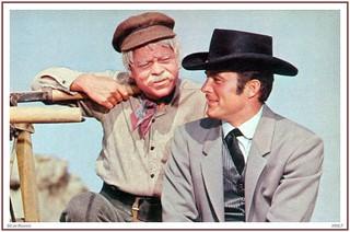 The Wild, Wild West - Ross Martin,  Robert Conrad  1967