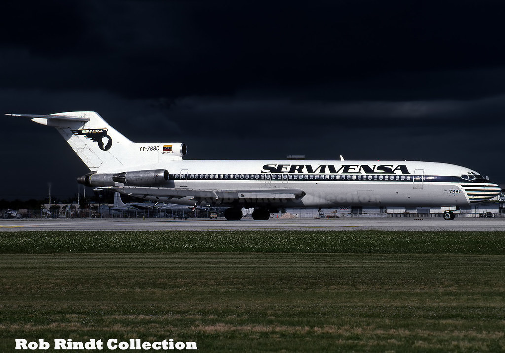 Servivensa B727-2M7/Advanced YV-768C