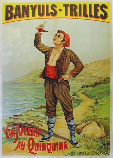 BANYULS - TRILLES - 1850c