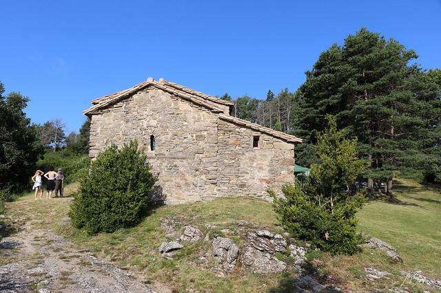 Alpens, aplec de Sant Pere de Serrallonga (28-6-2020)