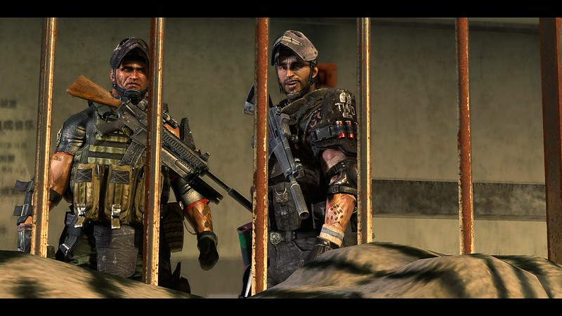 Army of Two: The 40th Day - Silenced