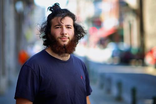 Portraits d'inconnus dans la rue #18 - Street Portraits - Unknown People #19
