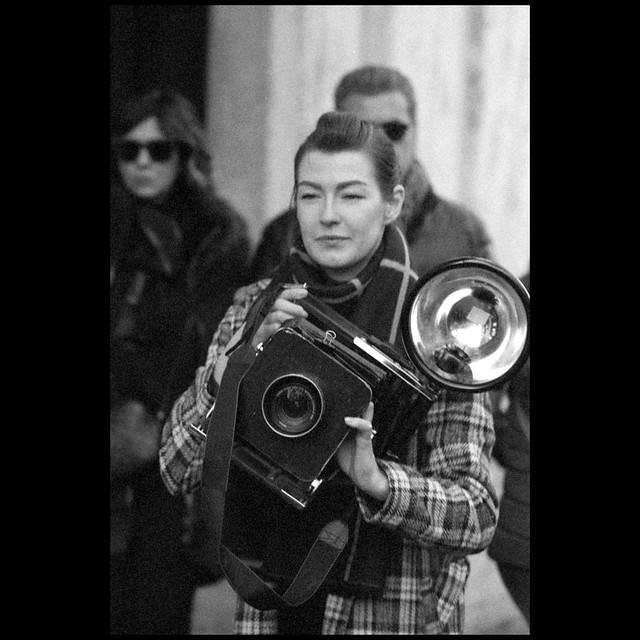 fotografa di strada in via del corso (2019)