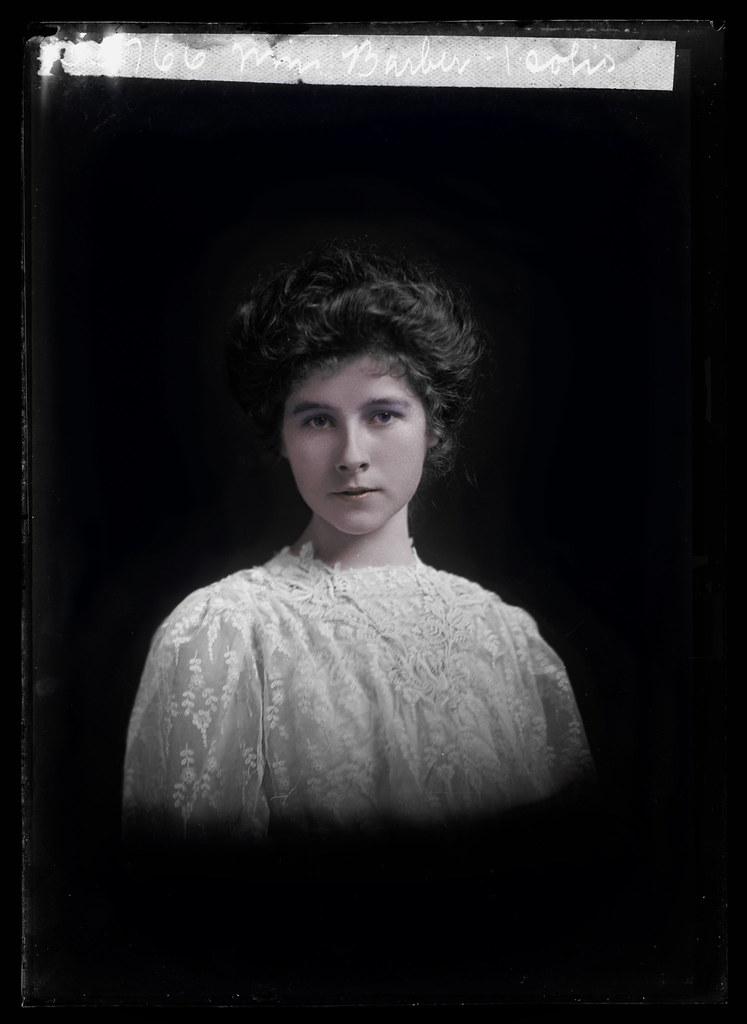 Mrs. Barber 1905-1906
