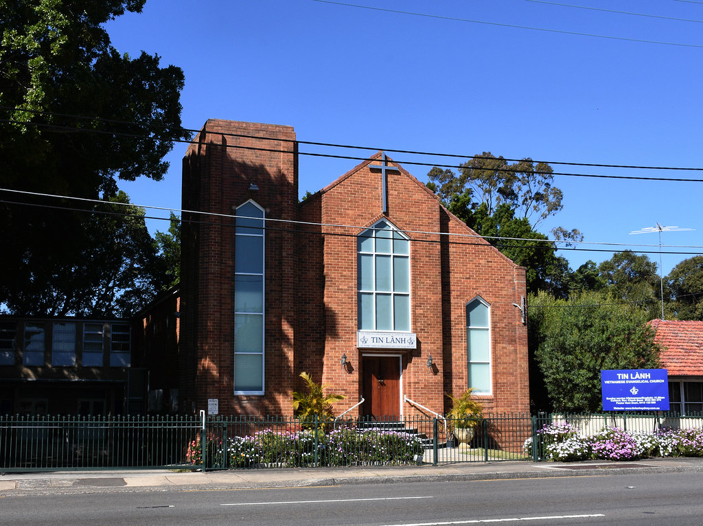 Vietnamese Evangelical Church, Kingsgrove, Sydney, NSW.