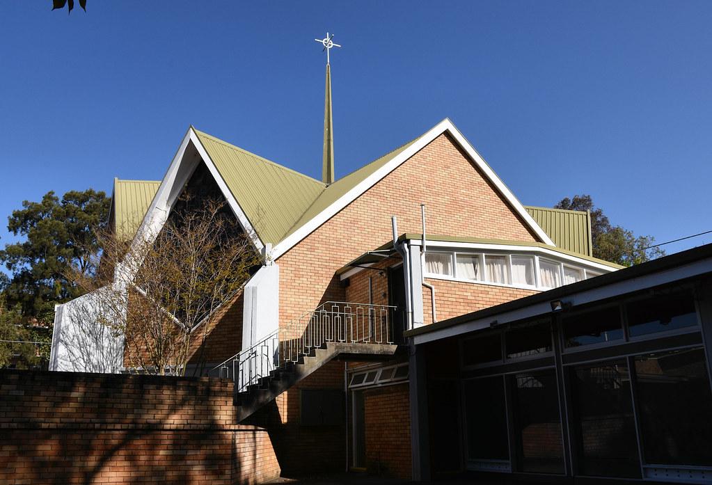 St Bernadette's Catholic Church, Carlton, Sydney, NSW.