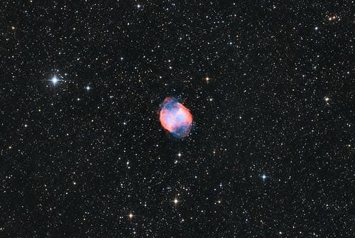 M27 - Dumbbell Nebula [Explored 28.06.2020]