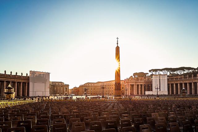 Morning At Vatican