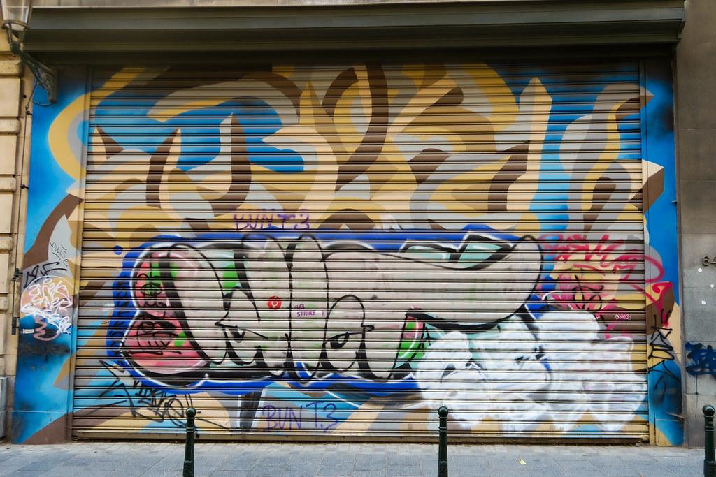 Street art by Kool Koor